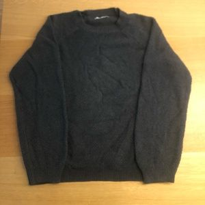 Grey Oak and Fort Grey Sweater
